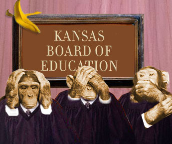 Kansas education - Hear no truth, see no truth, speak no truth