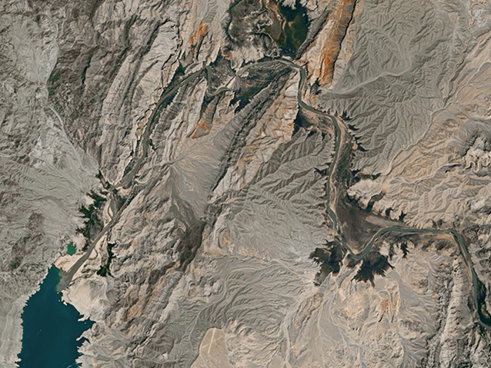 Lake Mead as of May 2016