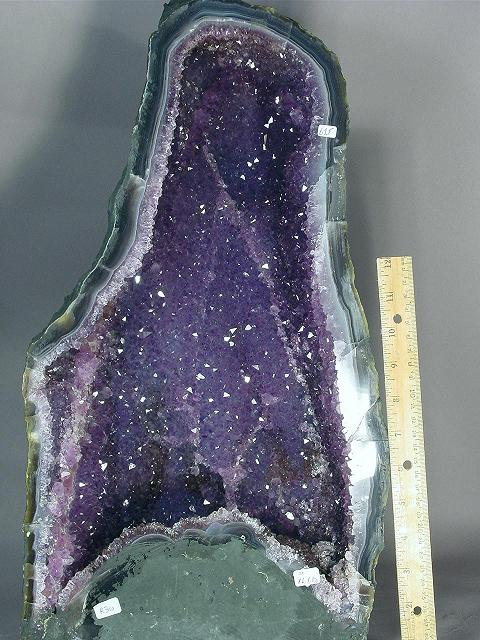 Geodes and Amethyst Cathedrals