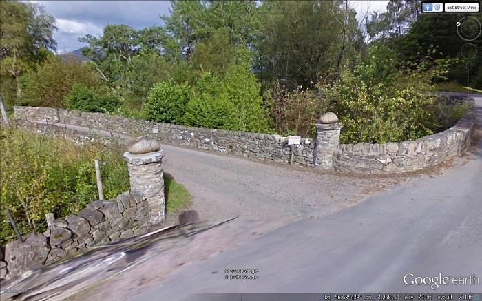 Monckton's Driveway