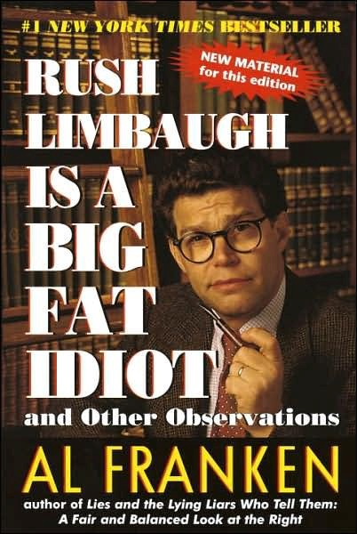 Rush Limbaugh Idiot