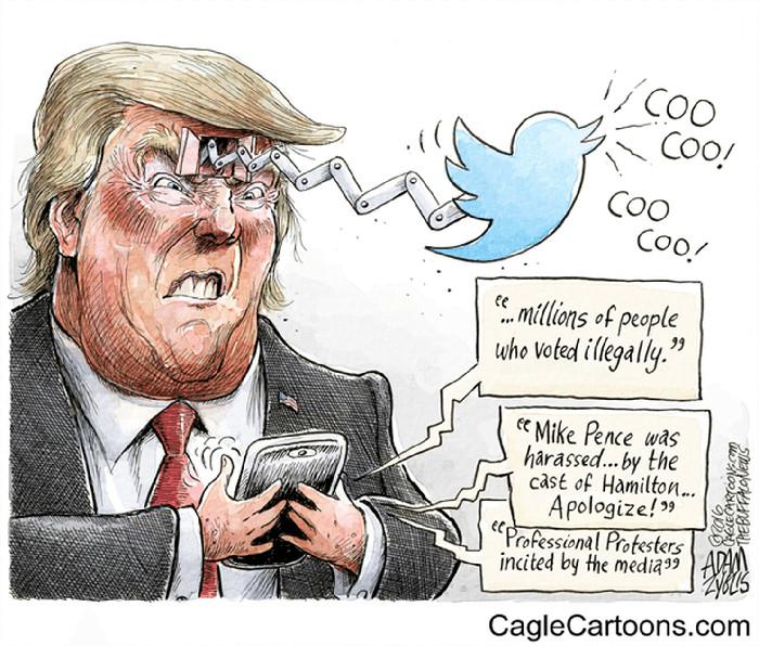 Trump Coo Coo
