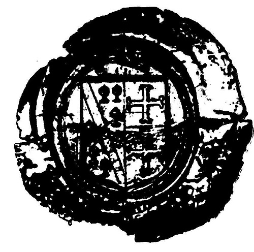 George Butler II's seal ring