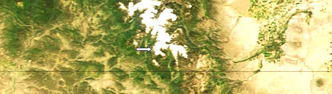 Nasa picture as of June 3, 2004