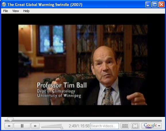"Another ""Swindle"" lie. There never was a U. of